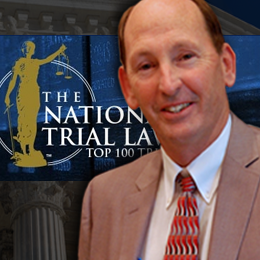 National Trial Lawyers Top 100 Trial Lawyers - Gene Connell