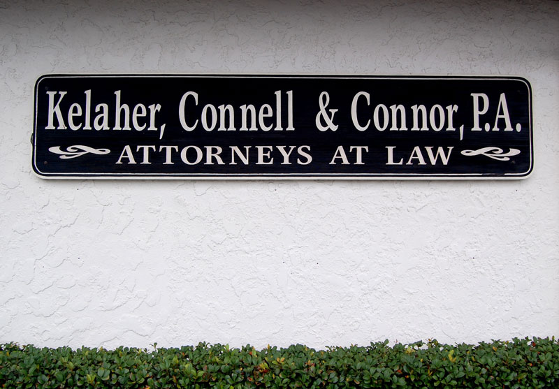 Kelaher, Connell and Conner Attorneys at Law Exterior