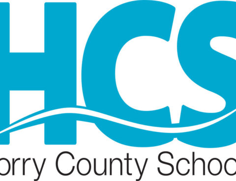 horry county school logo
