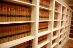 Kelaher, Connell & Connor Law Books in Library
